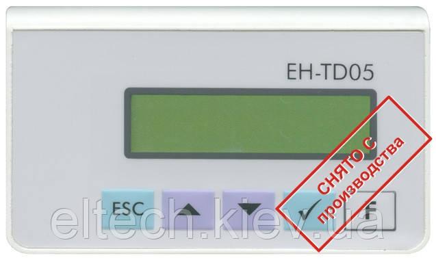 Панель оператора Hitachi EH-TD05