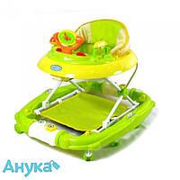 Ходунки Baby TILLY 9102 салатовый