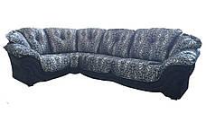 """Элегантный угловой диван  """"Pejton"""" (Пэйтон), фото 3"""