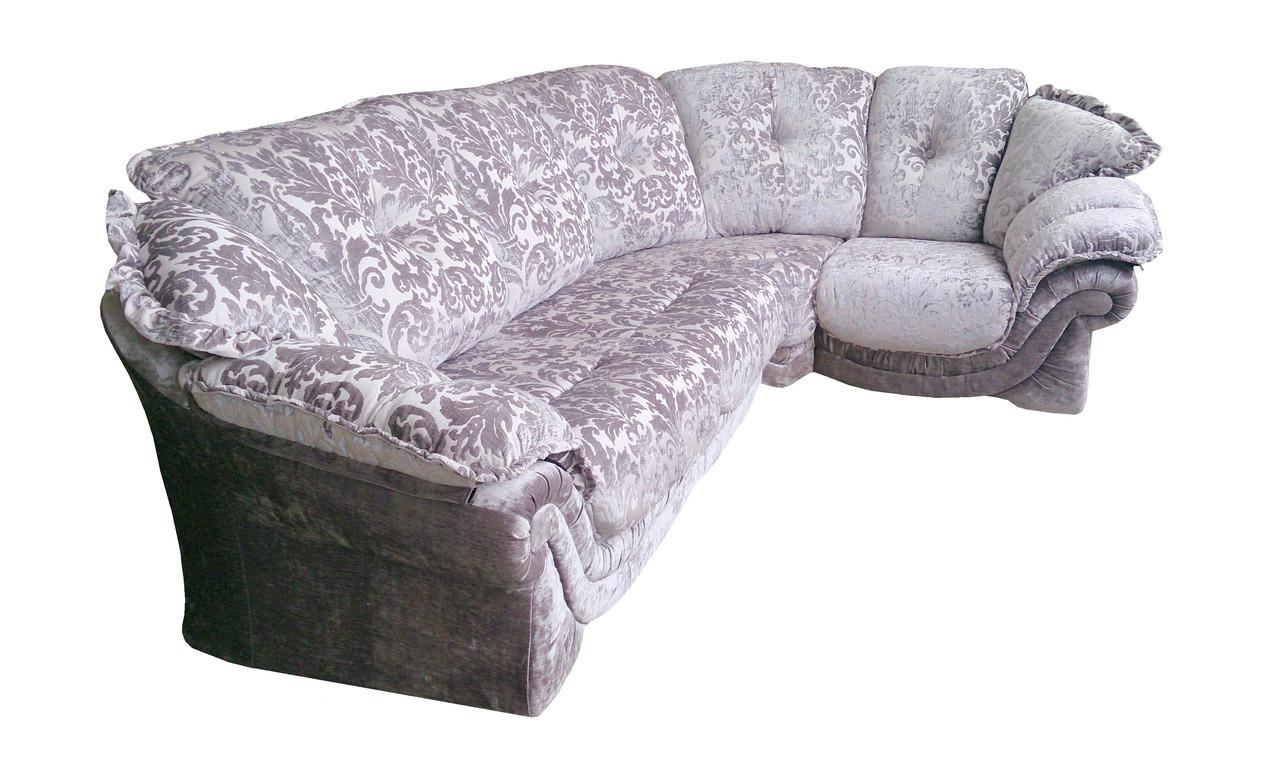 """Елегантний кутовий диван """"Pejton"""" (Пейтон)"""