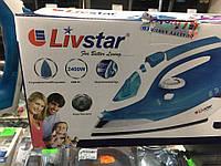Утюг электрический 2400 Вт. LivStar LSU-1764 (керамическая подошва), фото 1