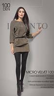 Бархатистые колготки из микрофибры, Incanto Micro Velvet 100 Den