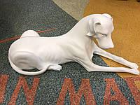 Статуэтка интерьерная Собака сторожевая символ 2018
