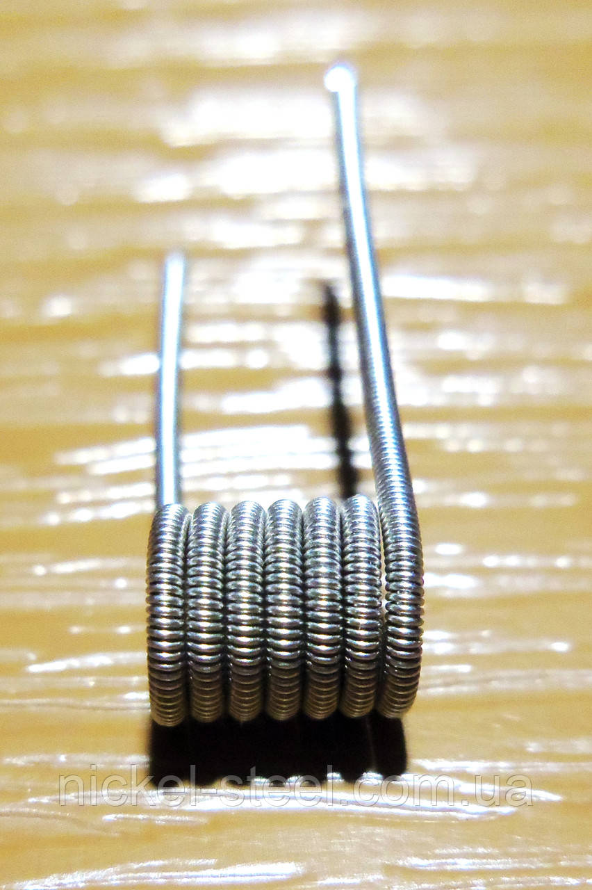 Проволока Clapton Wire Клэптон койл 1 метр