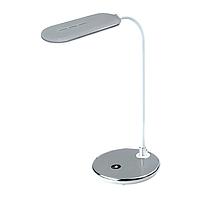 Настольная лампа LED 5W серая сенсор WATC