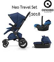 Универсальная коляска 3 в 1 Concord Neo Travel Set 2018