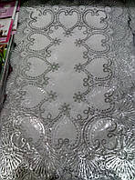 Салфетка сервировочная ажурная 45*32 см
