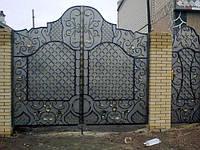 Ворота 004