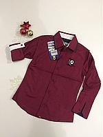 Рубашка бардо р. 5-8 лет