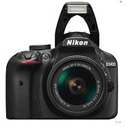 Фотоаппарат Nikon D3400 kit 18-55 AF-P