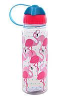 """Бутылка для воды """"Flamingo"""" 500мл"""