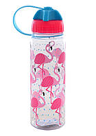 """Бутылка для воды """"Flamingo"""" 500мл, фото 1"""