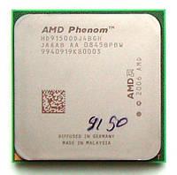 Процессор AMD SAM2, Am2+, AM3 PHENOM X4 9150 - 4 ЯДРА  ( 4 по 1.80 Ghz каждое ) am3, SAM2+