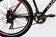 """Горный велосипед ARDIS BRUCE MTB 26"""" 19"""" Черный/Красный, фото 4"""