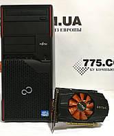 Игровой компьютер Fujitsu P700 Intel Core i3-2120 3.3GHz, RAM 4ГБ, HDD 320ГБ, GeForce GTX 650 1GB, фото 1