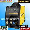 Сварочный полуавтомат CrepoW MIG-200 SYN PFC