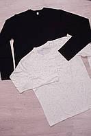 Мужская футболка с длинным рукавом (лонгслив)