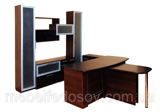 кабинет премиум альфа мебель