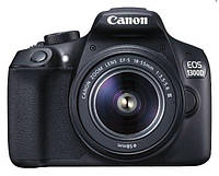 Фотоаппарат Canon EOS 1300D kit 18-55 III