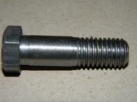 Болт М27 ГОСТ 7817-80 с уменьшенной головкой из-под развертки, призонный