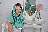 Церковный платок Жасмин, мятный