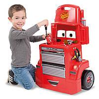 Детская мастерская грузовик Smoby Mack Disney Cars (360208)