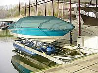 Лифт для яхты или катера HydroHoist Front Mount