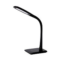 Настольная лампа LED 7W черная TF-110 DELUX