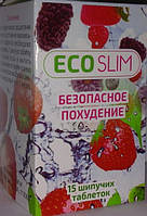 Eco Slim - шипучие таблетки для похудения (Эко Слим)