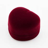 Футляр для кольца-серег 1003, размер 50*35 мм