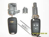 Chevrolet Cruze комплект замков и ключей