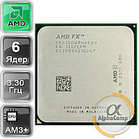 Процессор AMD FX 6100 (6×3.30GHz • 8Mb • AM3+) БУ