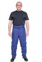 Рабочие брюки ватные