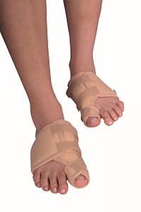 Бандаж (пара) при вальгусной деформации первого пальца стопы, Variteks 510