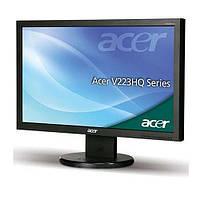 """БУ монитор 21.5"""" TFT TN, Acer V223HQ, 1920x1080 (16:9), 5мс, VGA/ DVI (ET.WV3HE.B25)"""