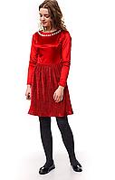 Красивое платье на девочку подростка.