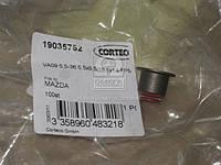 Сальник клапана IN/EX PSA/FORD 1.6HDi/TDCi HHDA (Производство Corteco) 19035752