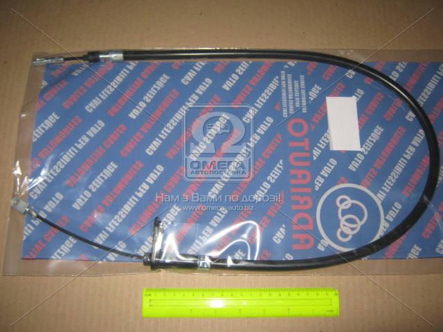 Трос ручного тормоза MERCEDES (Производство Adriauto) 27.0214