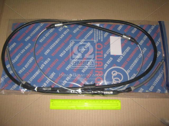 Трос ручного тормоза OPEL (Производство Adriauto) 33.0224, ACHZX