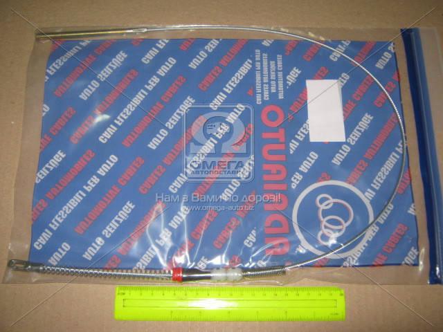 Трос ручного тормоза OPEL CORSA (Производство Adriauto) 33.0225, AAHZX