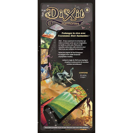 Настольная игра Dixit 8. Harmonies (Диксит 8. Гармонии), фото 2