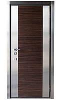 Двери металлические противоударные с МДФ