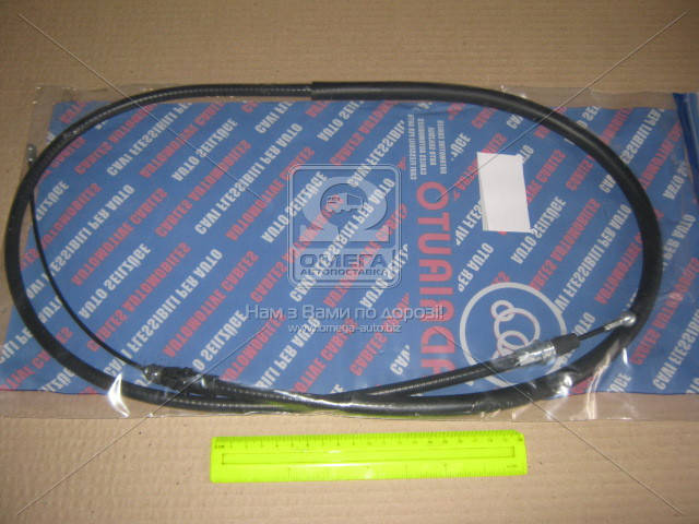 Трос ручного тормоза RENAULT (Производство Adriauto) 41.0226.1