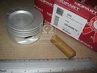 Поршень OPEL 86,50 2,0 C20NE/20SE/C20E (производство Mopart) (арт. 102-66300 10), ADHZX