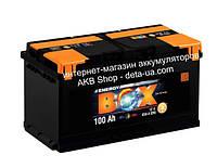 Аккумулятор автомобильный Energy Box 6ст-100 А/ч (0)850En