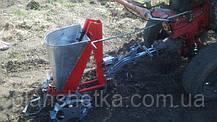 "Сажалка для чеснока 1-рядная под мотоблок ""Ярило"" с бункером для удобрений , фото 3"