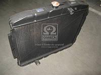 Радиатор водяного охлаждения ГАЗ 3307 (3-х рядный) г. (Производство Бишкек) 142.1301010-03