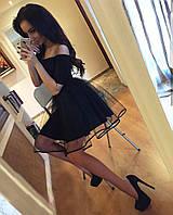 Пышное красивое нарядное платье с пышной юбкой