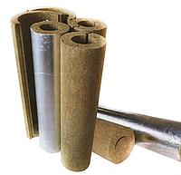 Цилиндры минераловатные базальтовые для теплоизоляции труб скорлупа утеплитель