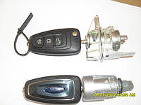 Ford Focus комплект замков и ключей.